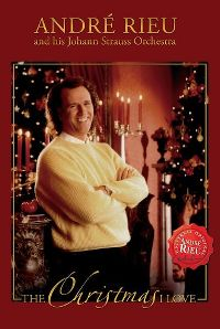 Cover André Rieu and His Johann Strauss Orchestra - The Christmas I Love [DVD]